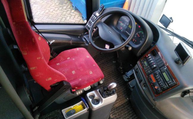 interieur Bus