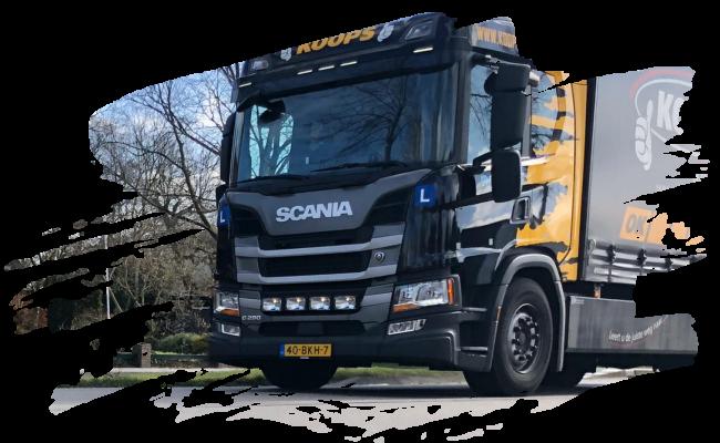 Vrachtwagen (bewerkt)